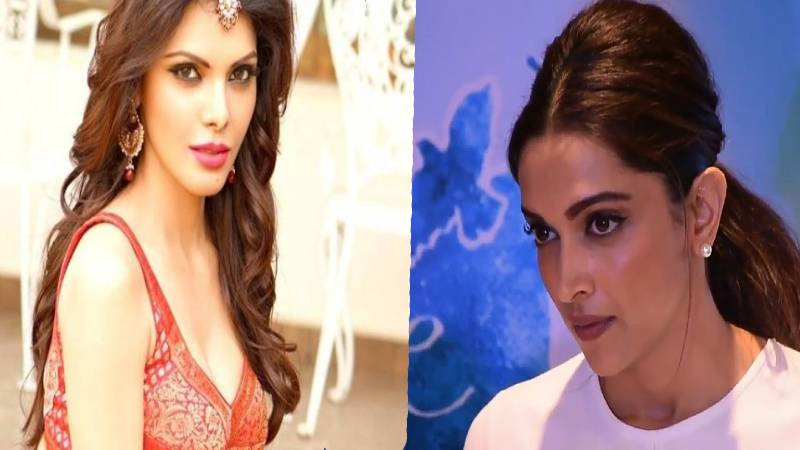 Sherlyn Chopra attacks Deepika