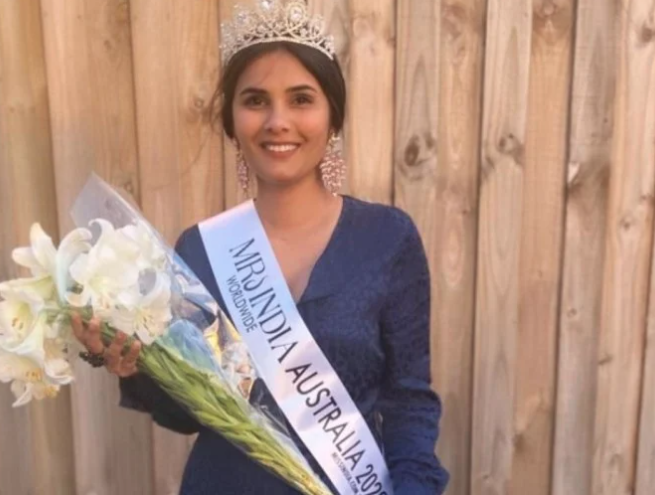Mrs. India Australia 2020 - Anumeha Tomar